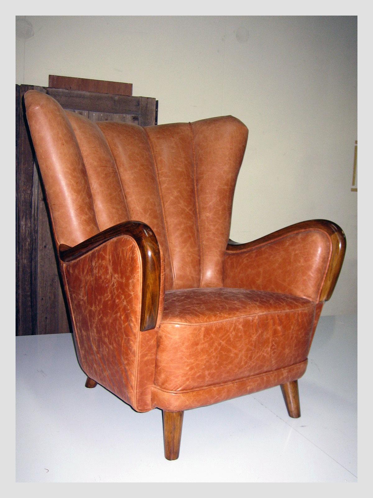Early Danish Arm Chair