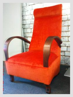 Australian Kangaroo Arm Chair