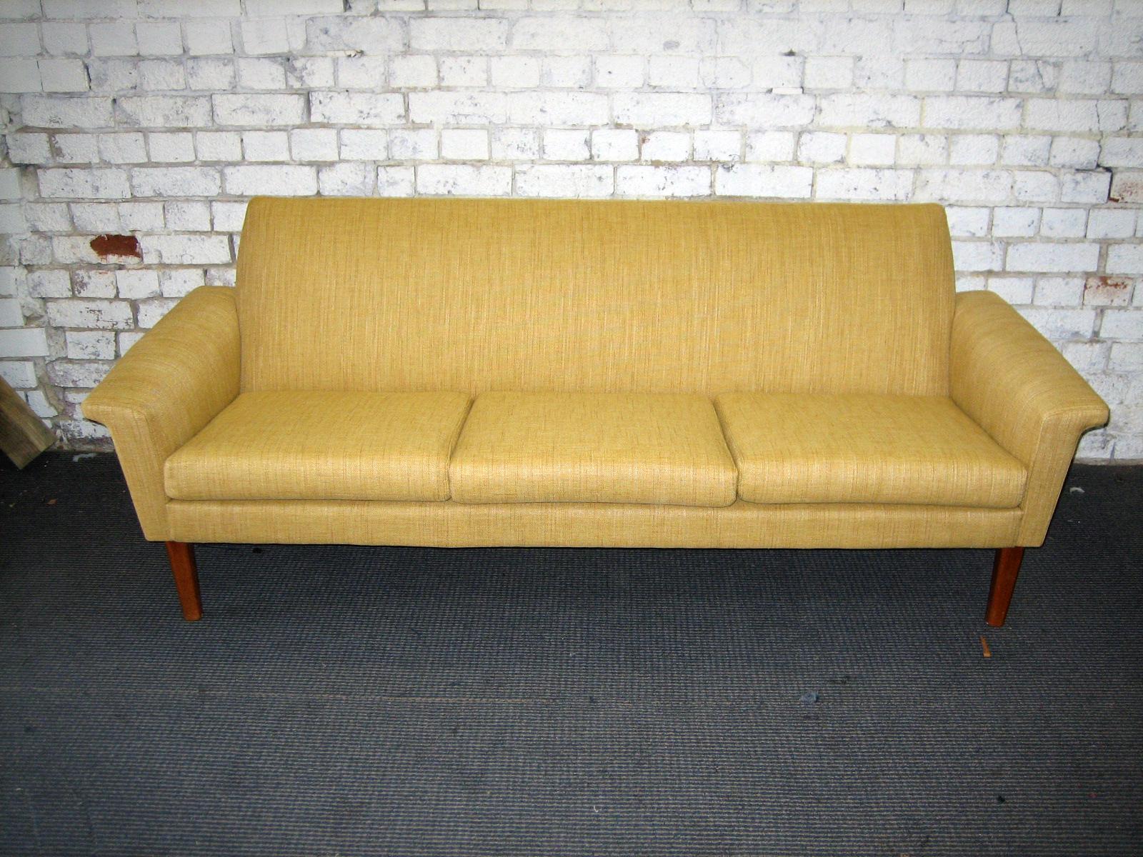 Danish Three Seat Lounge