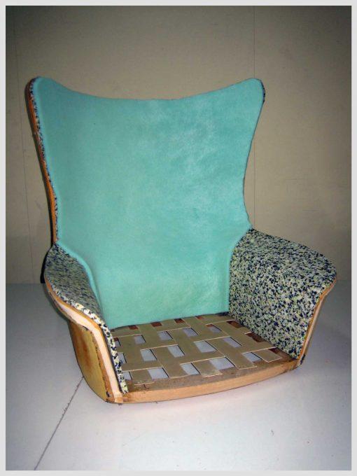 Re-Upholstery-Fitzroy-Melbourne-Danish-Mid-Century-Egg-Style-Chair-Restoration-Upholstered-Chair-Upholsterer